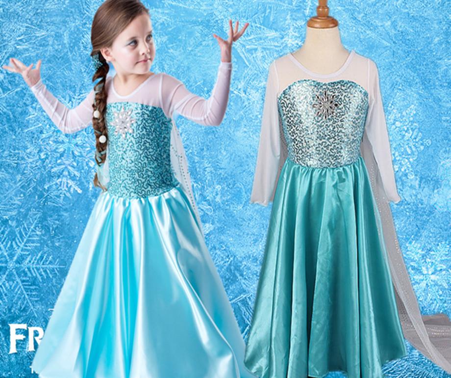 Disney Movie Frozen Cosplay Elsa Kids Dress Costum by Jessical1 on ...: jessical1.deviantart.com/art/Disney-Movie-Frozen-Cosplay-Elsa-Kids...