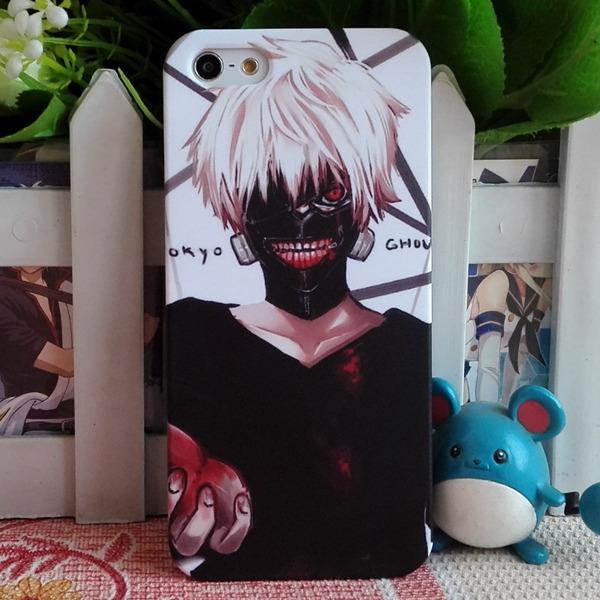 Tokyo Ghoul Kaneki Ken Image Iphone Case By Jessical1 On