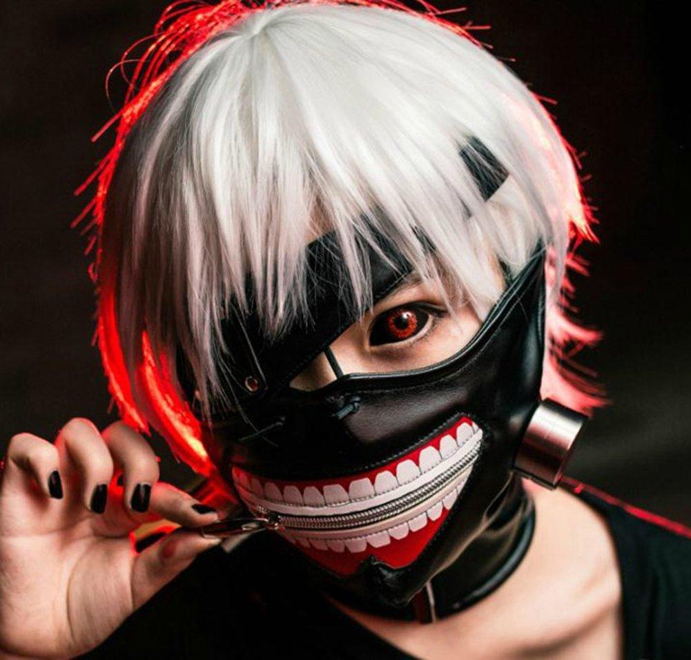 Tokyo Ghoul Cosplay Kaneki Ken Original Mask 11 by ...