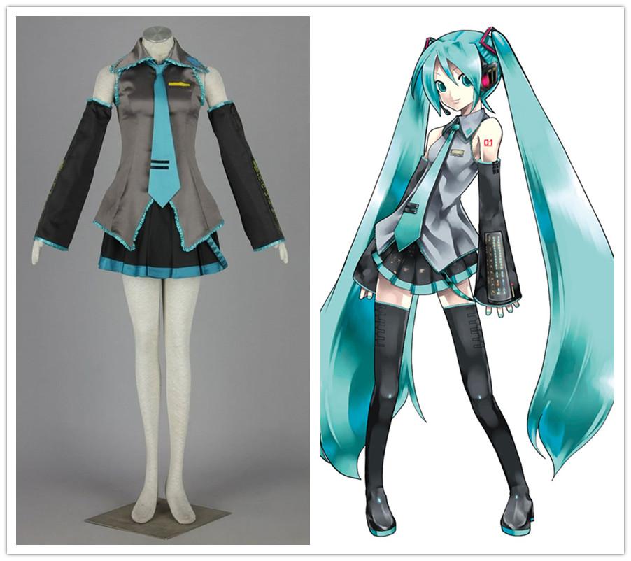 hatsune miku wallpaper outfits - photo #15
