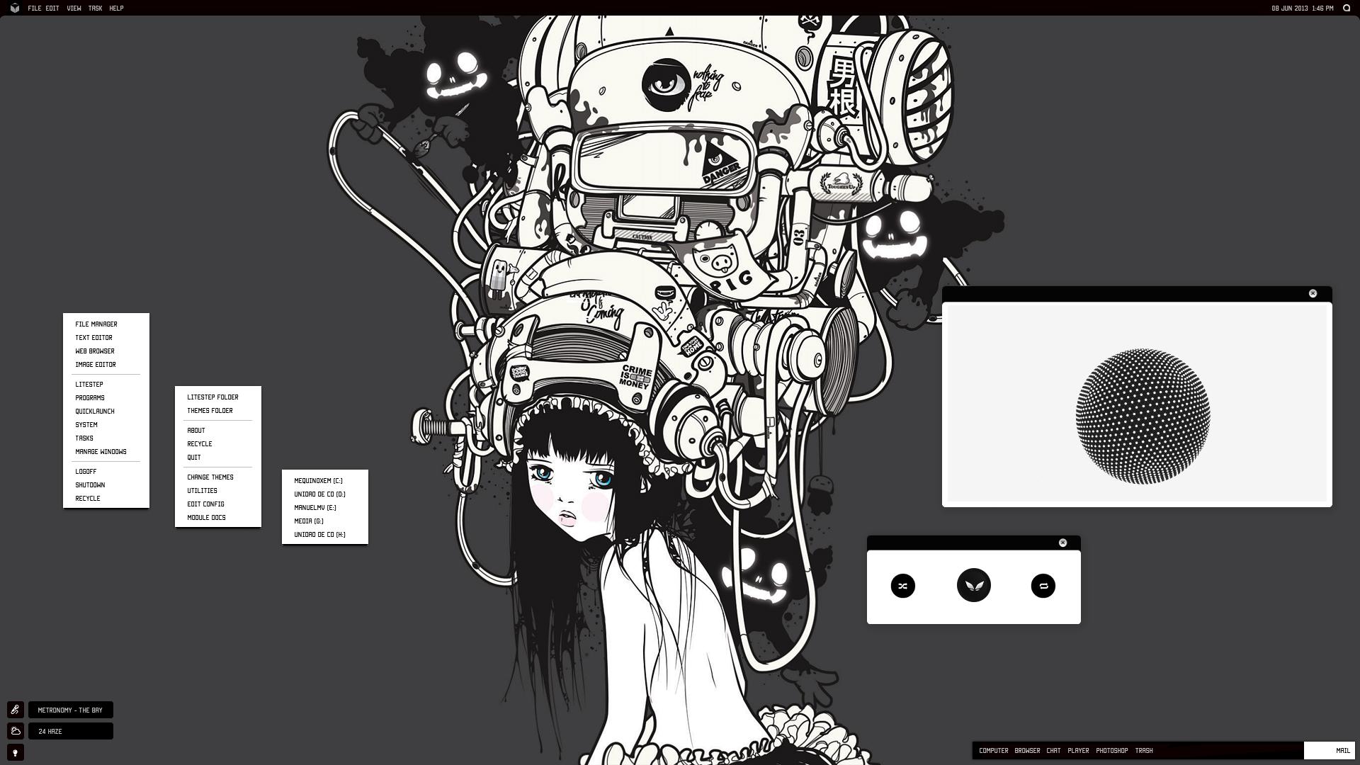 Robot Rock by MequinoxeM
