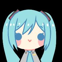 Free To Use Miku Hatsune Icon by disqette on DeviantArt