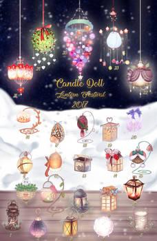 EXTENDED CandleDoll Lantern Festival 2017