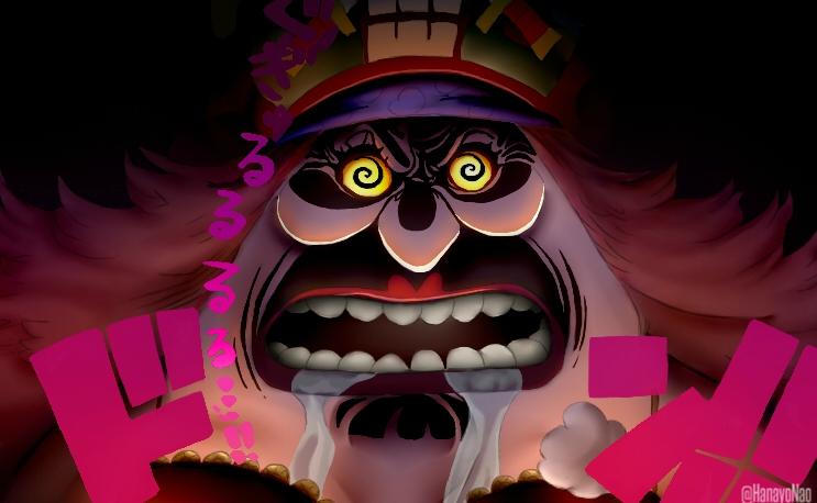 Chapitre One Piece 873 - VF One_piece_872___big_mom_in_fury_coloring_by_hanayo_nao-dbg9yjx