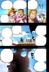 One Piece 958 - On the Oro Jackson
