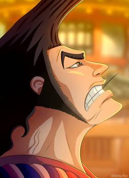 One Piece 960 - Oden Kozuki