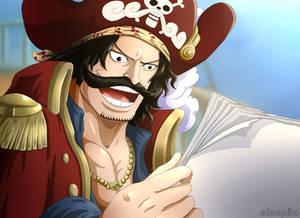 One Piece 964 - God D. Roger