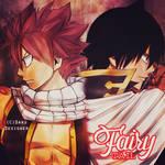 [Perfil] Natsu And Zeref  Fairy Tail by DakuDesigner