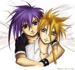 Dark and Krad - He's mine