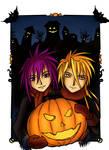Dark and Krad - Halloween