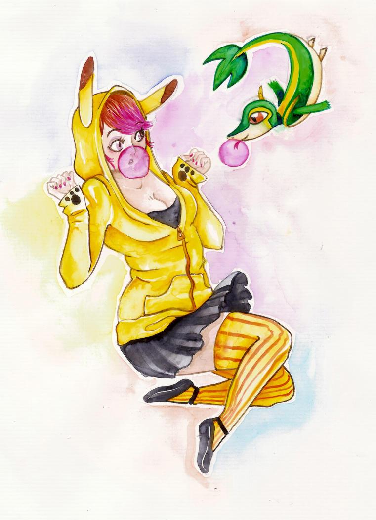 Bubblegum! by RaPoSa7