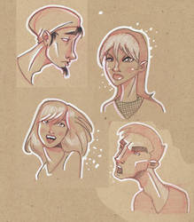 Some Faces