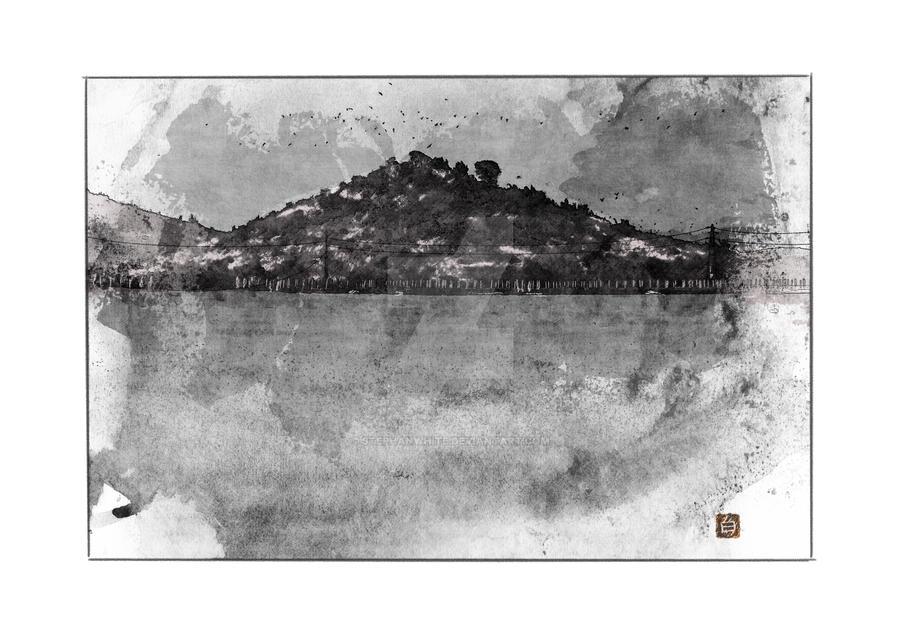 La montagne aux sorcieres -V1 by StephanWhite