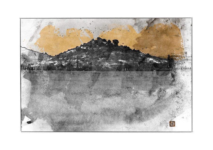 La montagne aux sorcieres -V2 by StephanWhite