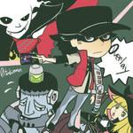 Ghostrick Duelist Ota