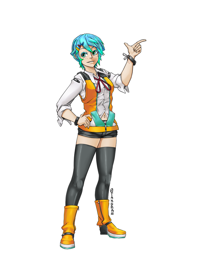 Misaki 2016 version by 0takuman