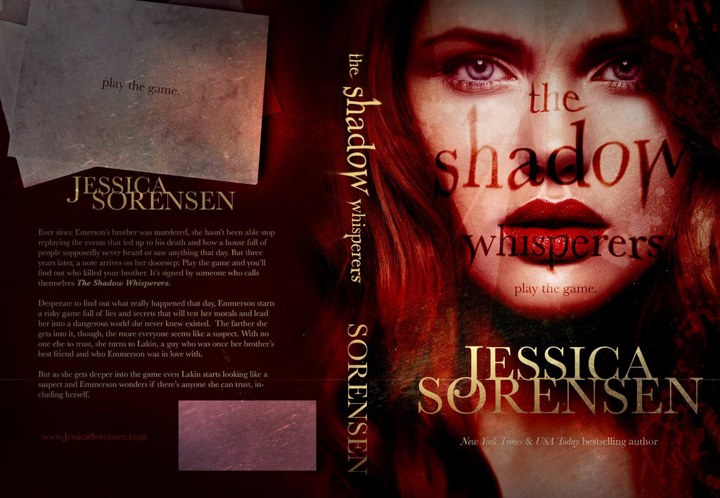 The Shadow Whisperers Jessica Sorensen by ReginaWamba