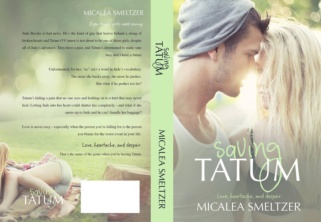 Cover Saving Tatum - Micalea Smeltzer by ReginaWamba