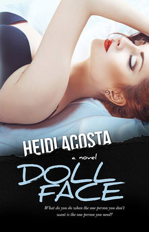 Doll Face - Heidi Acosta by ReginaWamba