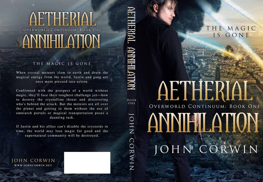 Aetherial Annihilation by ReginaWamba