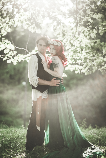 Ariel and Eric by ReginaWamba
