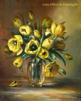 Flowers - Tulips II by Lidmar