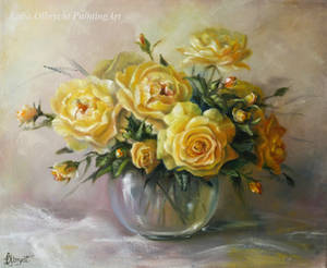 Roses by Lidmar