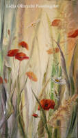 Poppies, Meadow - Impression