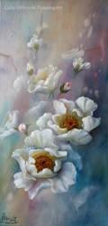 White Roses Impression