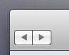 mac os x navigation buttons on windows 7 by LazyLaza