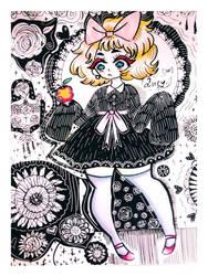L u c y by dreamy-roses