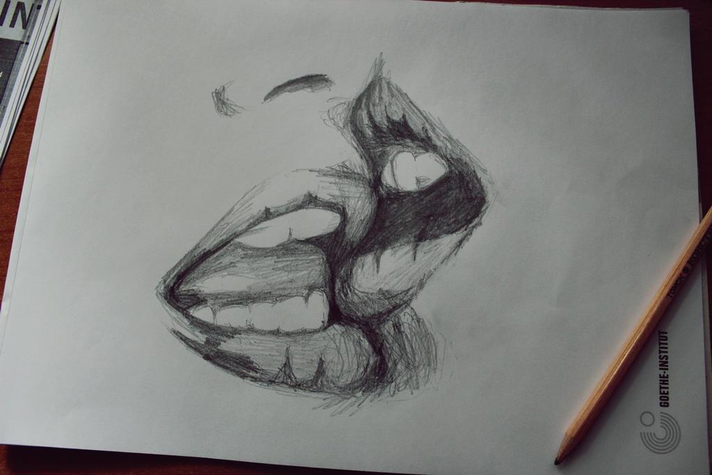 Kiss by SergeyGrey