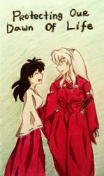Inuyasha Doujin: PODOL Cover by WhiteRiceLover