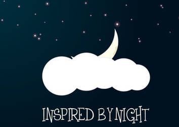Inspired by Night Logo