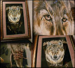 Woven Wolf