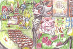 Our Perfect Garden Wedding