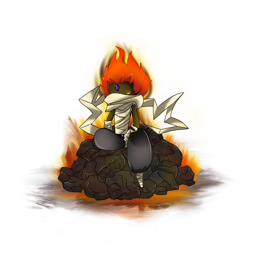 Coal Burner by KazunaPikachu