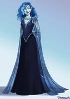 Elf Gala Dress (Ben) by DanielvoArt