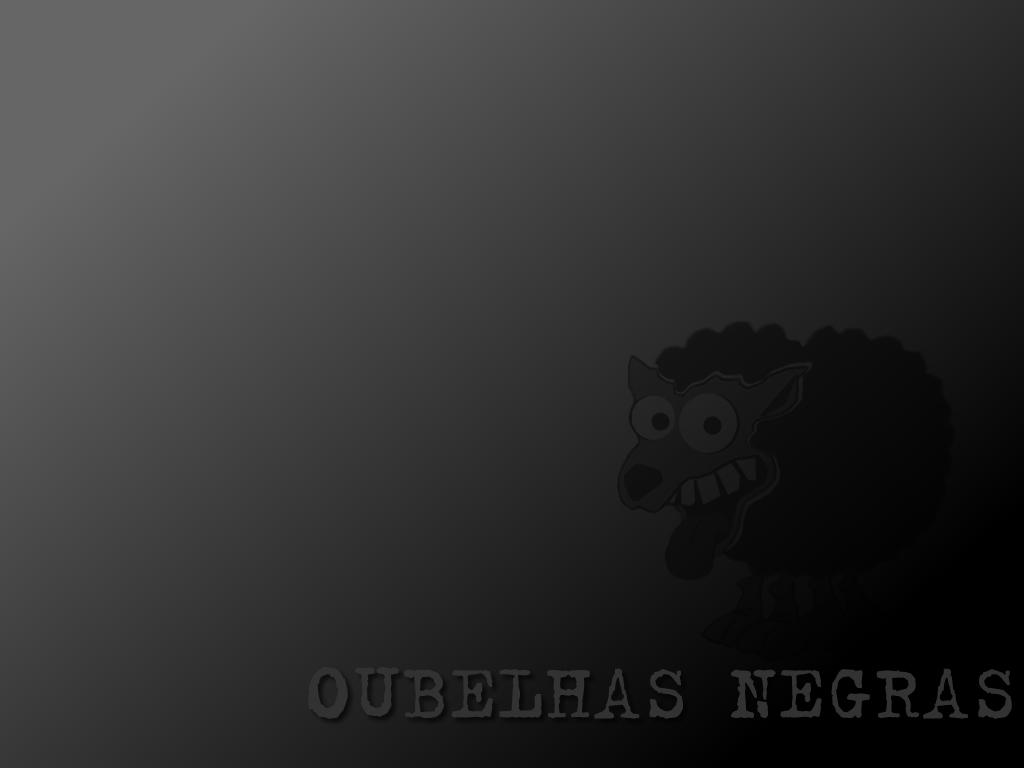 Wallpaper Black Sheep By Oubelhanegra On Deviantart