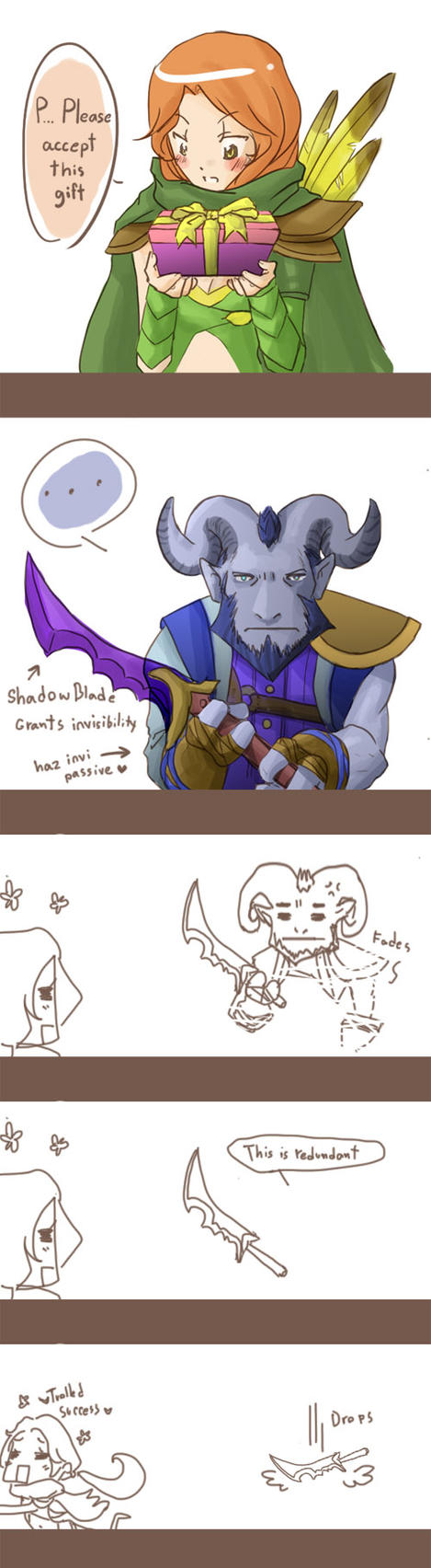 Dota2 - Troll runner strikes again by spidercandy