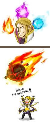 Dota2 - Invoker's meatball