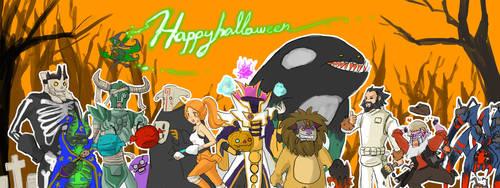 Dota2 - HappyHalloweenPatch by spidercandy