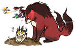 Dota2 - Bad Lycan!