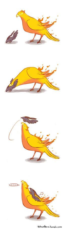 Phoenix's daily stuggle