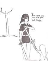 Dull Blade by DARKRYUKO