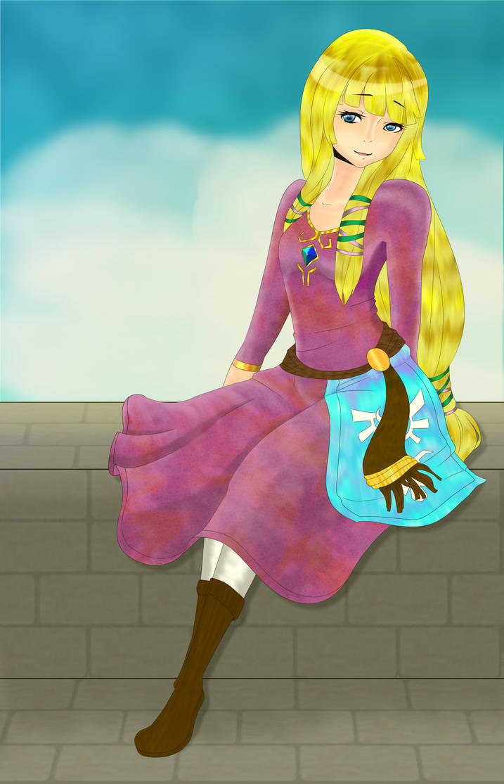 Zelda Line-art Contest by DARKRYUKO