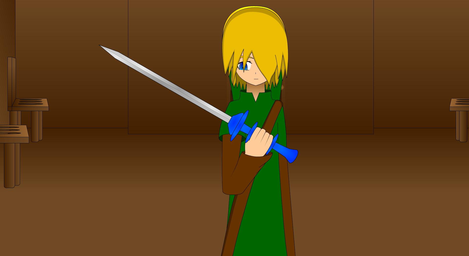 Zelda: O.O.S. Screenshot by DARKRYUKO