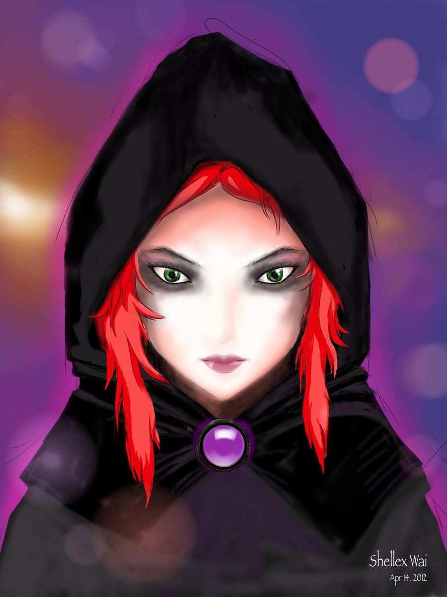 Sorcerer by 5h3ll3x