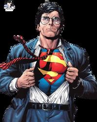 Clark-Kent-Superman  Render by H-Desings