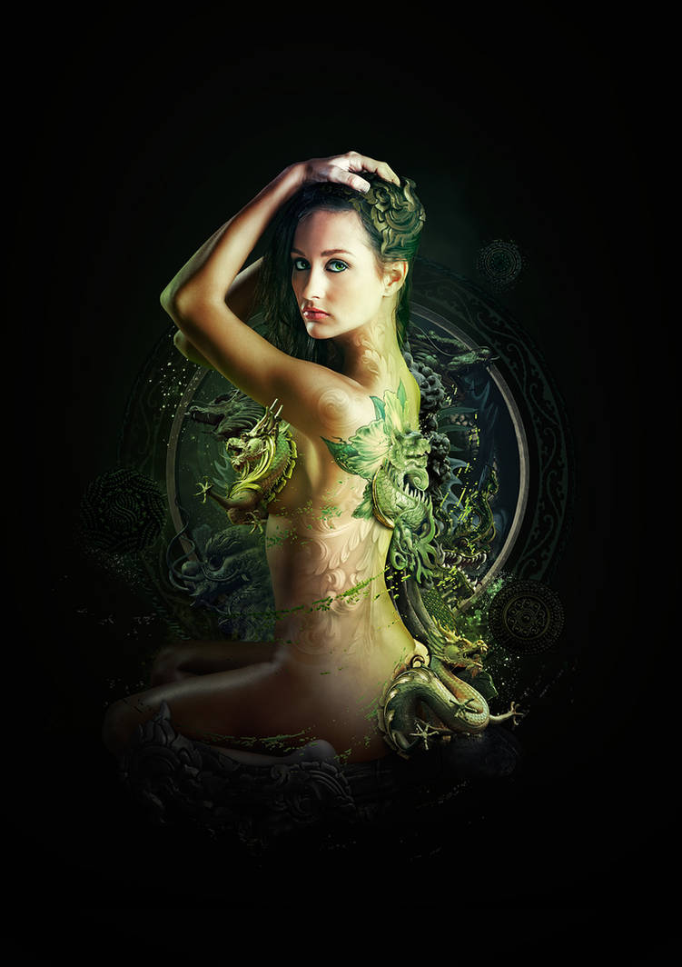 Jade by Shinybinary